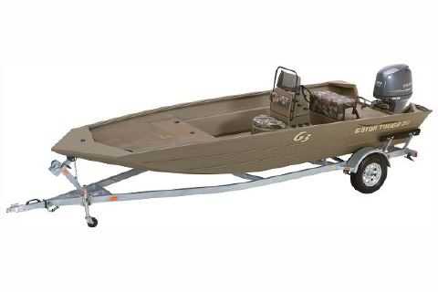 2017 G3 Boats 20 CC Manufacturer Provided Image