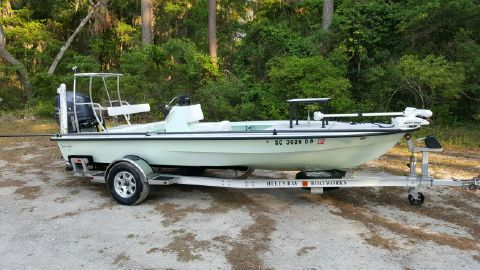 2014 Hell's Bay Boatworks MARQUESA