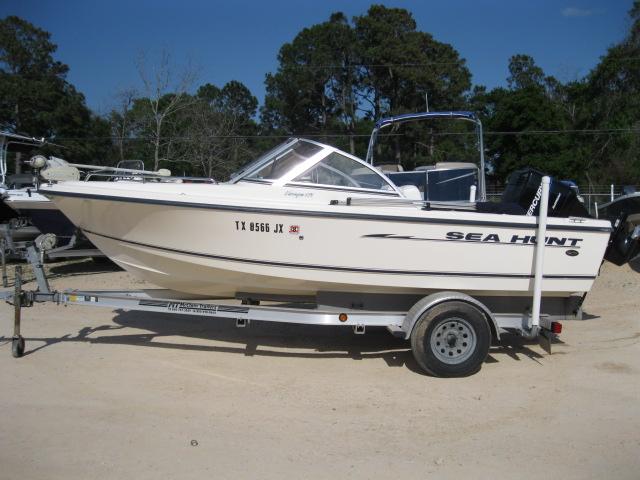 2003 Sea Hunt 175 17 Foot 2003 Sea Hunt Motor Boat In
