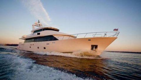 2009 Platinum Marine 120' Motoryacht 2009 Custom Built 120' Yacht