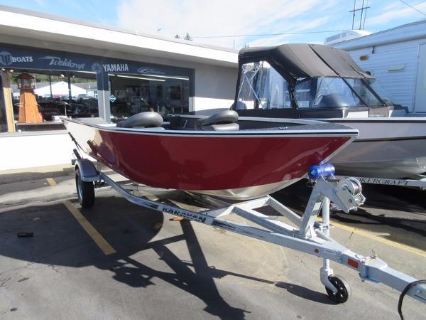 2017 Rh Boats Pro-V 16'
