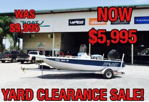 1996 Bay Quest 1800