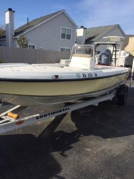 2005 ACTION CRAFT Flatmaster 2020