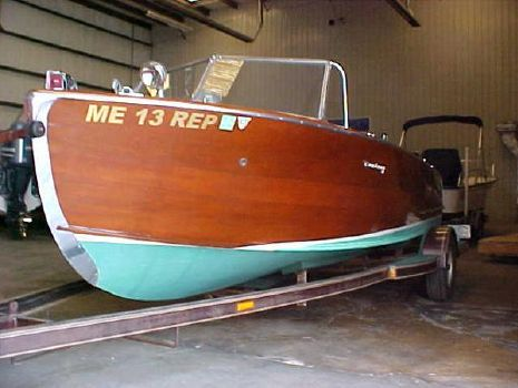 1954 Century 20 RESORTER