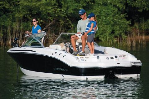 2016 Chaparral 18 H2O Ski & Fish Manufacturer Provided Image