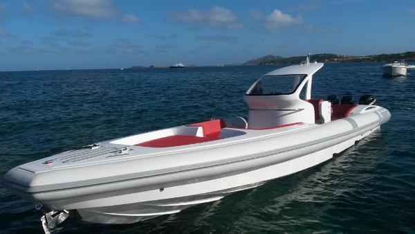 2015 Pirelli PZero 1400 Outboard Edition