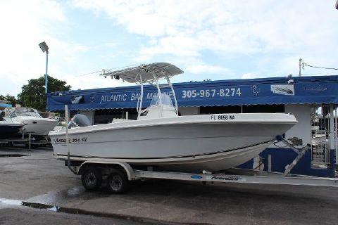 2006 Angler Boats 204 FX