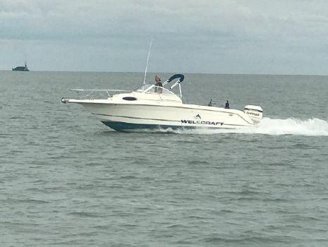 1995 Wellcraft Coastal 238