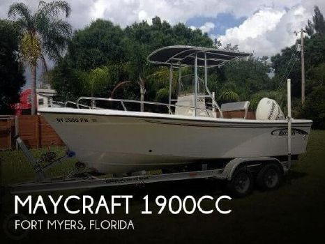 2007 May-craft 1900CC 2007 Maycraft 1900CC for sale in Fort Myers, FL