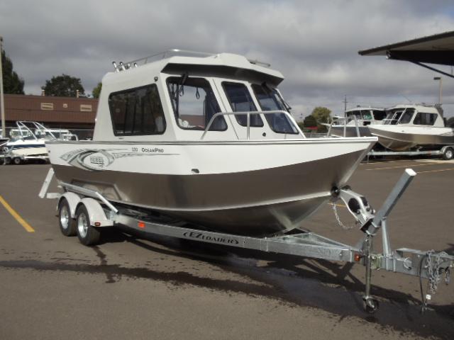 2015 Hewescraft Ocean Pro H-T