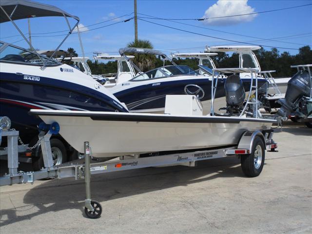 2015 Maverick Fishing Boat 17 Mirage HPX