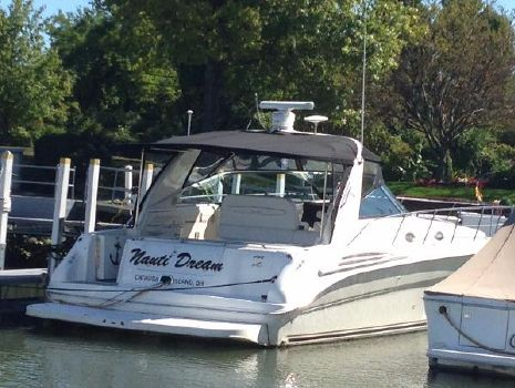 1998 Sea Ray 40 Sundancer
