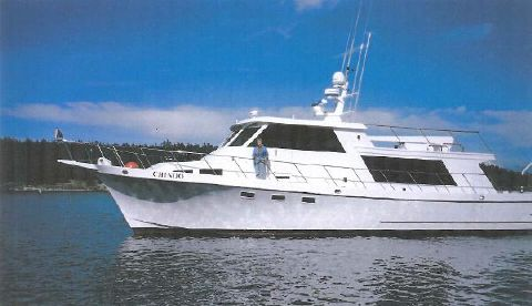 1993 Little Hoquiam 60 Pilothouse Profile