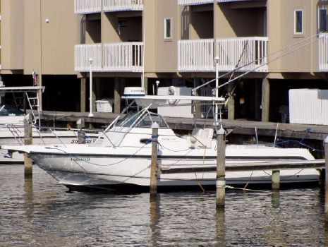 2003 Boston Whaler 29 Outrage Photo 1