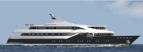 2012 yacht Luxury Cruise Vessel