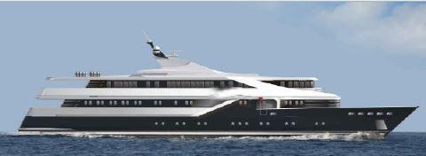 2012 yacht Luxury Cruise Vessel