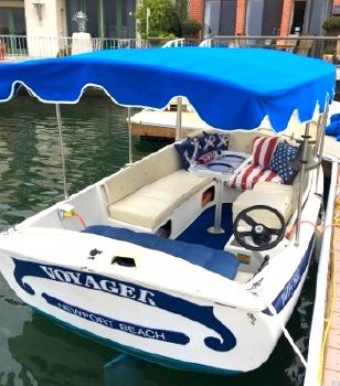 1995 Duffy Electric Boat 16