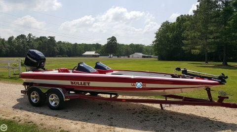 2006 Bullet 21xdc 2006 Bullet 21 XDC for sale in Maurepas, LA