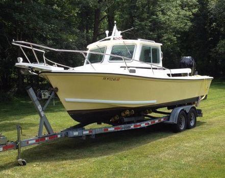 2012 Steiger 25 Chesapeake