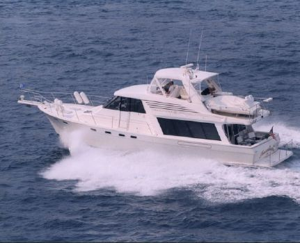 1998 Bayliner 4788 Pilothouse Motoryacht Photo 1