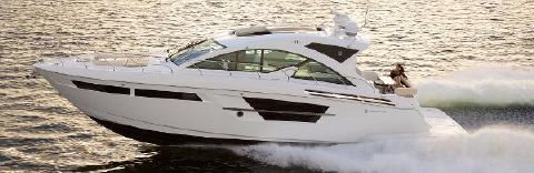 2018 Cruisers Yachts 54 Cantius Port Side
