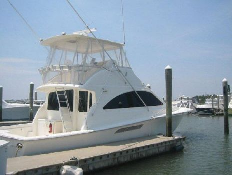 2005 Ocean Yachts Super Sport Profile