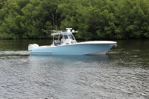 2017 Mag Bay Yachts 33 Center Console
