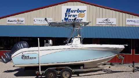 2006 Carolina Skiff 2100 CC