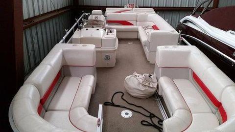 2002 Harris Flote Bote Classic 240