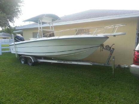 1998 Angler Boats 22 Angler 22