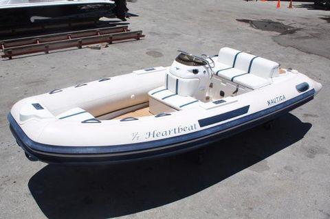 2010 Nautica International jet