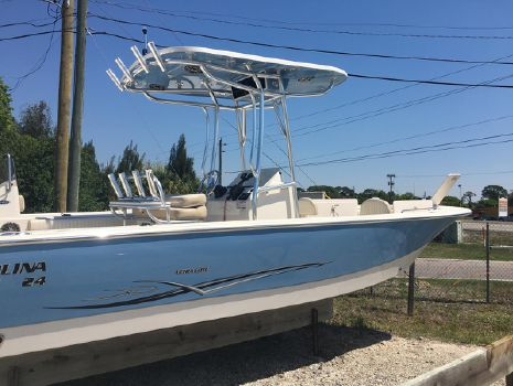 2017 Carolina Skiff 24 ULTRA SS SINGLE ENGINE