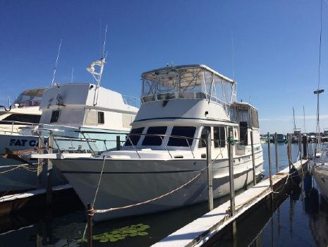 1993 Ricker 42 Sundeck Motor Yacht