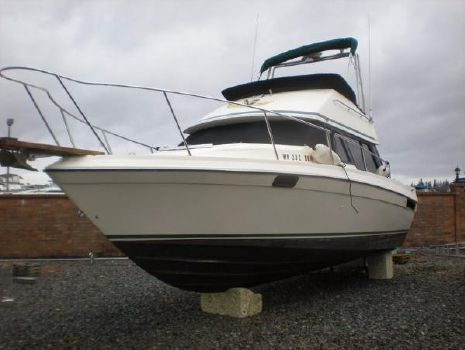 1980 Bayliner 2859 Bounty