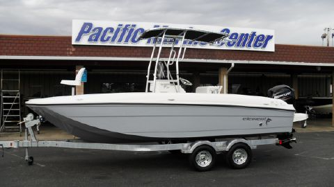 2017 Bayliner Element F21-Mercury 150hp