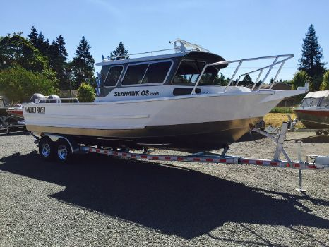 2016 North River 2700S Offshore