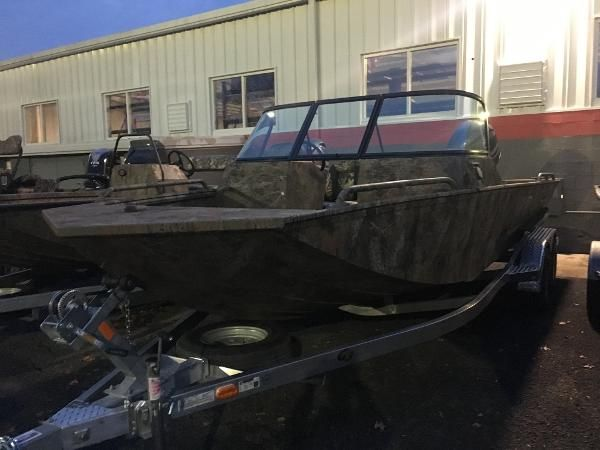 Check out this 2019 G3 Sportsman 2100 Camo on Boattrader com