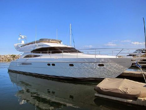 2004 Princess 61 Motor Yacht Profile