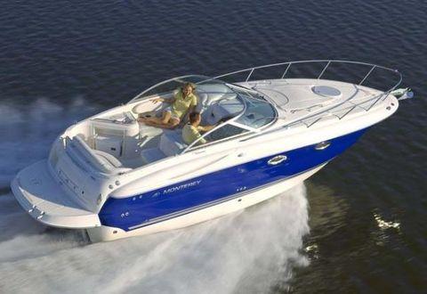 2007 Monterey 250 Cruiser Manufacturer Provided Image