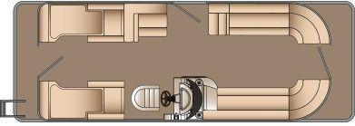 2016 Harris Grand Mariner 250 SL