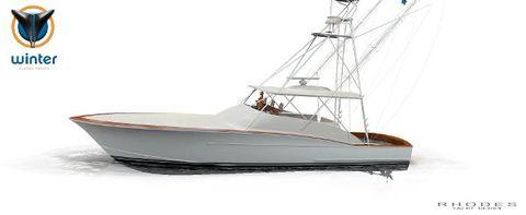2018 Winter Custom Yachts 65 EXPRESS
