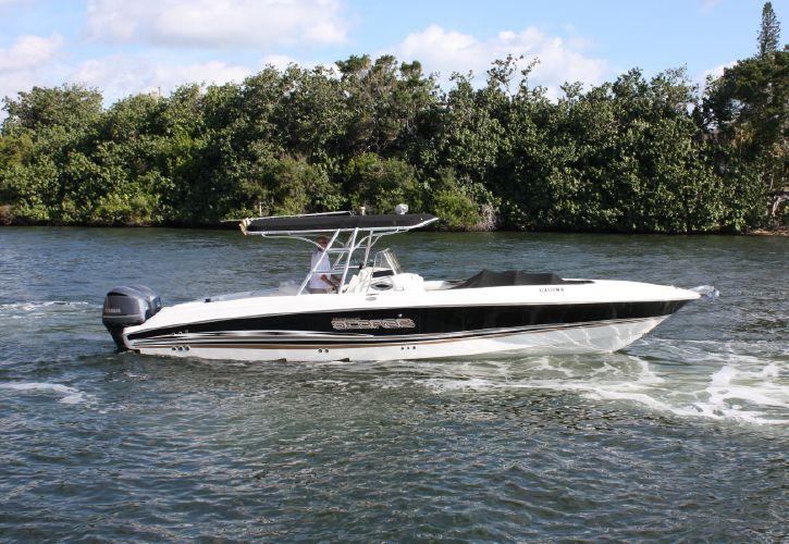Page 1 of 15 team scarab boats for sale boattrader 2003 scarab sportfish publicscrutiny Gallery