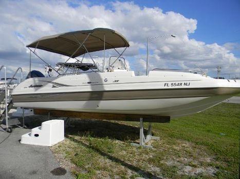2006 Hurricane FunDeck GS 231 OB