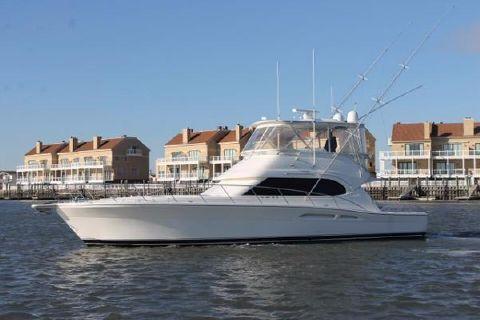 2008 Riviera Convertible Profile