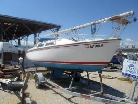 1989 Catalina Wing Keel