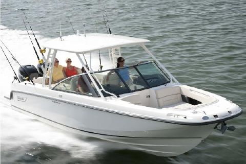 2016 Boston Whaler 270 Vantage Manufacturer Provided Image