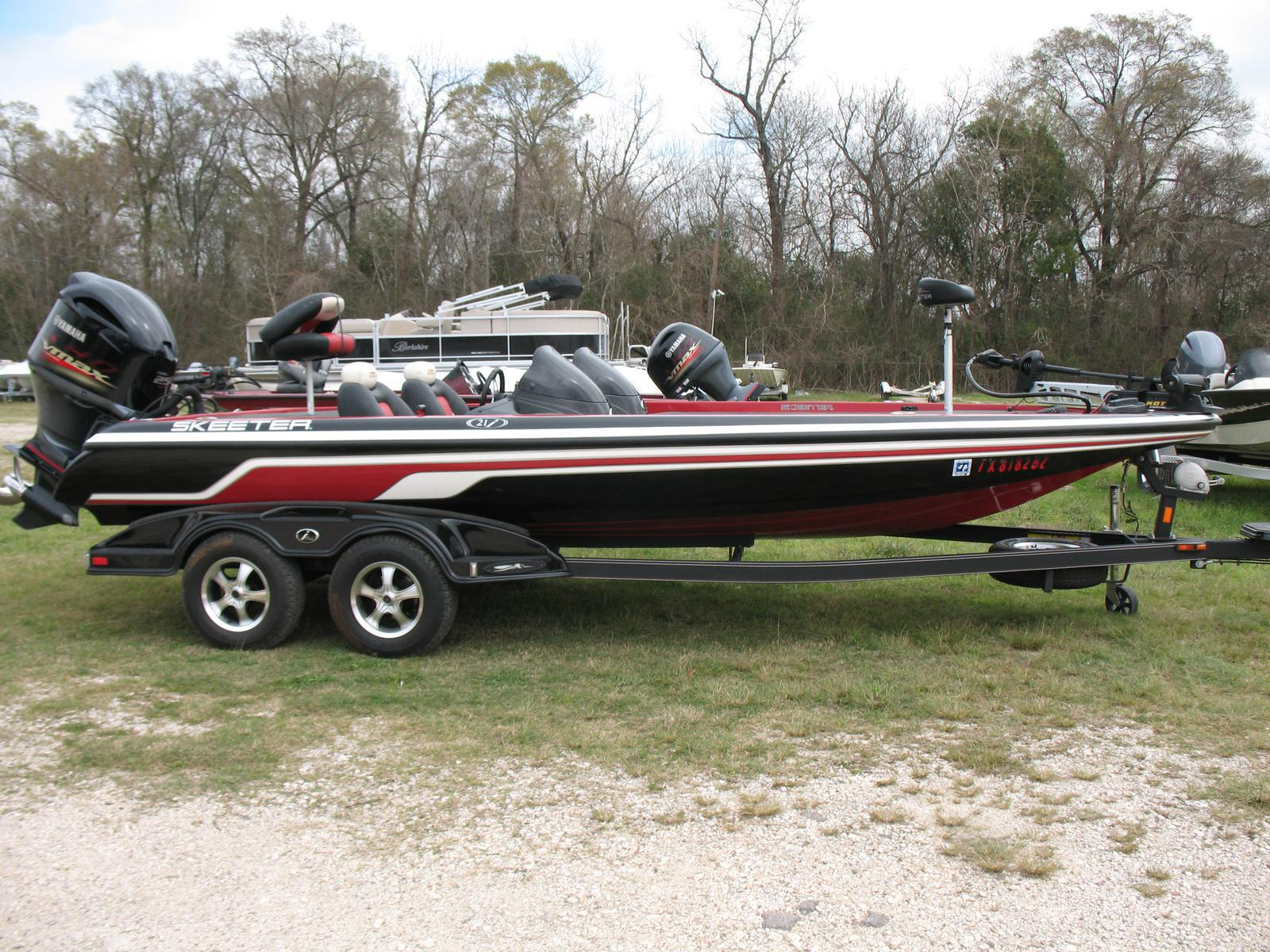2013 skeeter 21i 21 foot 2013 boat in beaumont tx for Used fishing boats for sale in houston