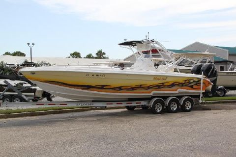 2007 Glasstream 320 SCX