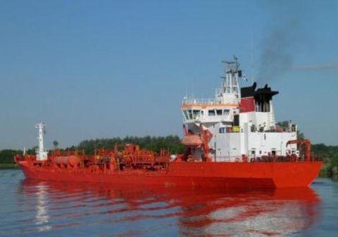 1992 Tanker Oil/Chemical Tanker