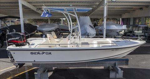 2003 Sea Fox 195 Bay Fisher